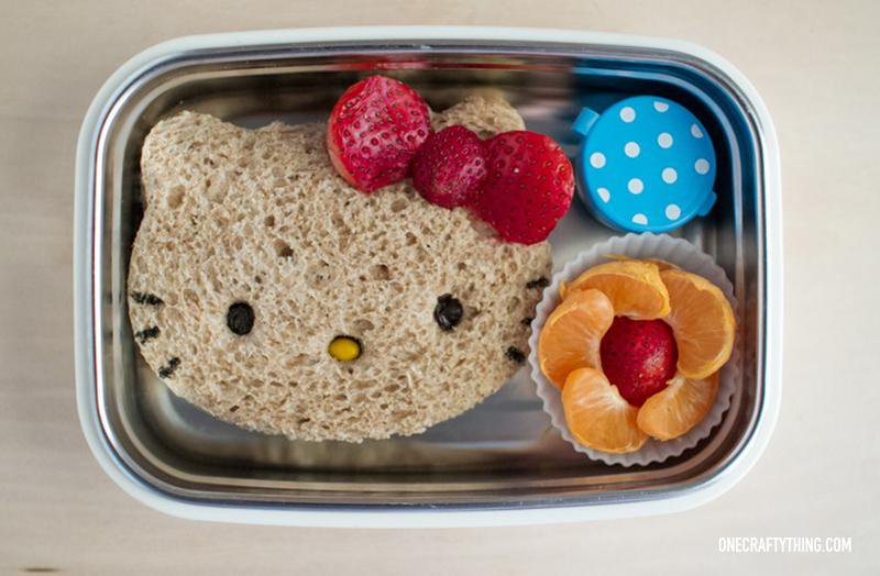 20 Healthy And Cute Lunch Ideas for Kids
