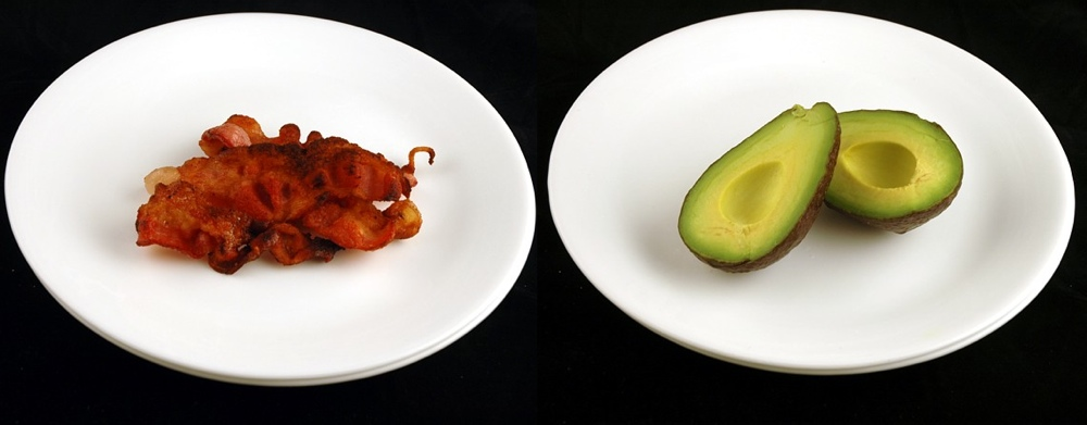 How The Same Calories in Different Foods Look Like?