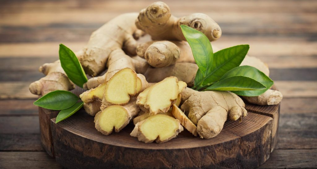 10 Reasons to Start Eating Ginger Every Day